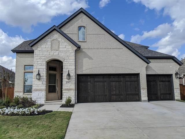 817 Winter Creek Drive, Mckinney, TX 75071 (MLS #14457460) :: The Mauelshagen Group