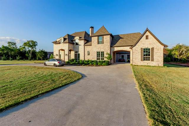 4357 Waterstone Estates Drive, Mckinney, TX 75071 (MLS #14457462) :: Premier Properties Group of Keller Williams Realty