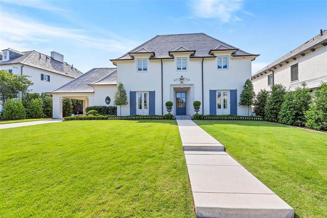 4145 Idlewild Drive, Fort Worth, TX 76107 (MLS #14457487) :: The Mauelshagen Group