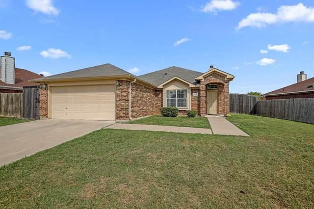 6911 Misty Meadow Lane, Arlington, TX 76002 (MLS #14457490) :: The Hornburg Real Estate Group
