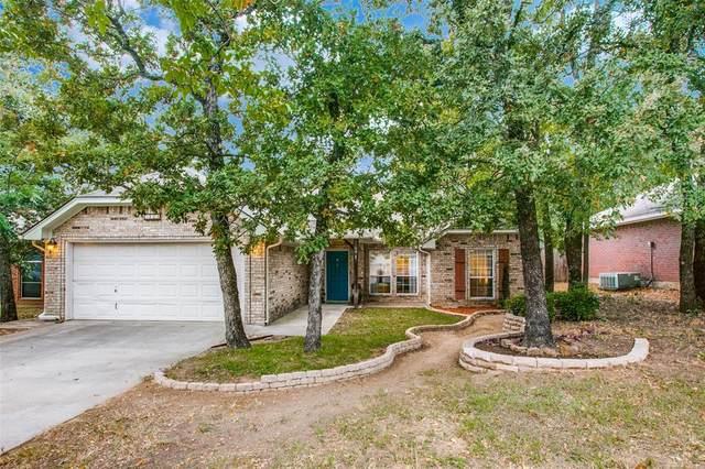 2104 Leslie Street, Denton, TX 76205 (MLS #14457511) :: The Mauelshagen Group
