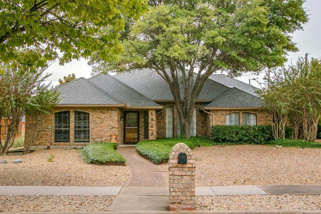 1552 Bamburgh Drive, Plano, TX 75075 (MLS #14457517) :: The Star Team | JP & Associates Realtors