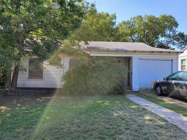812 S Brazos Street, Weatherford, TX 76086 (MLS #14457534) :: The Hornburg Real Estate Group