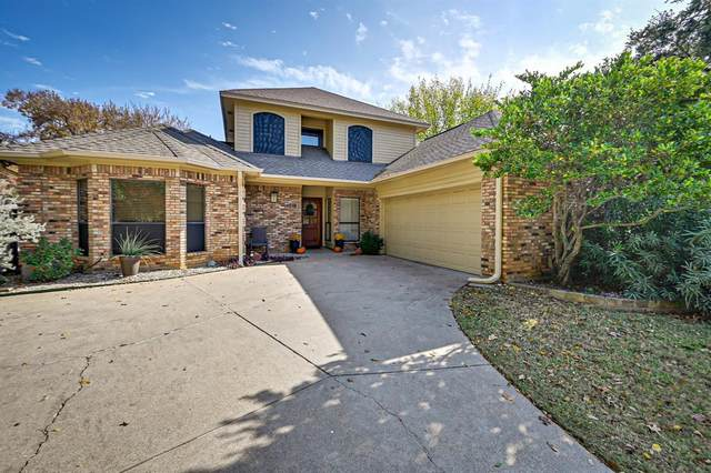 1108 Old Dominion Place, Mansfield, TX 76063 (MLS #14457541) :: Real Estate By Design