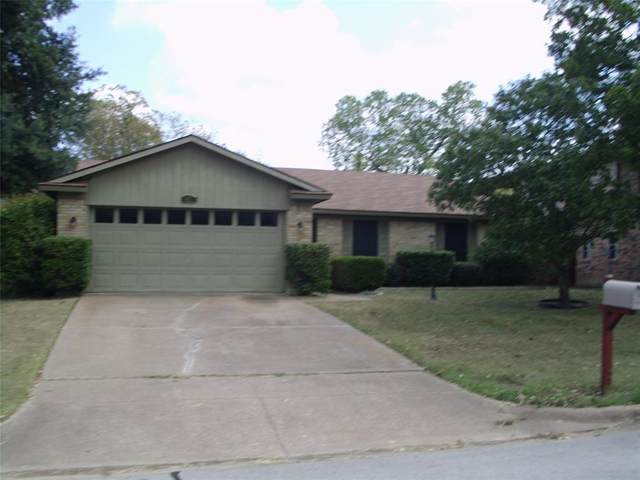 1437 Warren Lane, Fort Worth, TX 76112 (MLS #14457549) :: Justin Bassett Realty