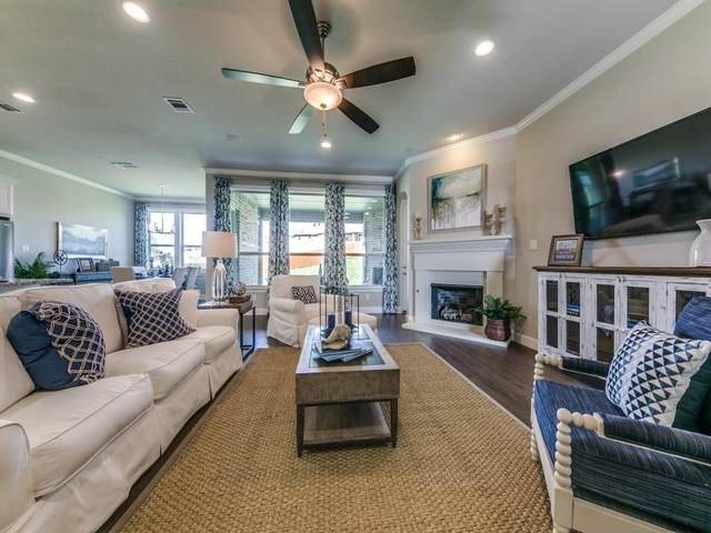 7245 Smith Farm Drive, North Richland Hills, TX 76182 (MLS #14457552) :: The Mauelshagen Group