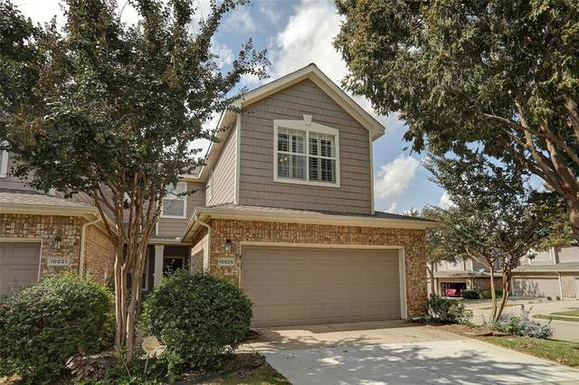 10025 Dryden Lane, Plano, TX 75025 (MLS #14457573) :: The Mauelshagen Group