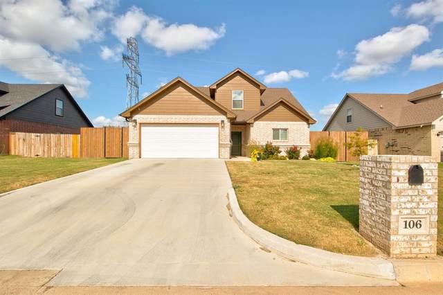 106 Bear Hollow, Stephenville, TX 76401 (MLS #14457575) :: The Kimberly Davis Group