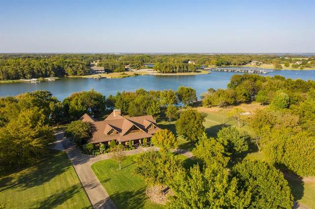 1129 The Shores Drive, Corsicana, TX 75109 (MLS #14457588) :: The Good Home Team