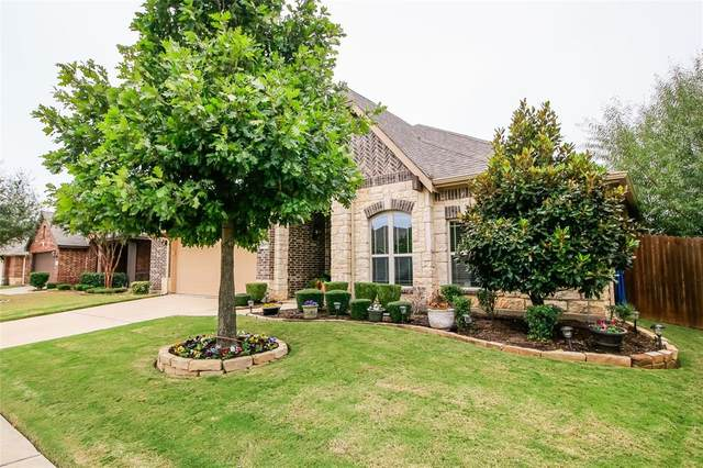 1109 Ponderosa Drive, Aubrey, TX 76227 (MLS #14457589) :: Post Oak Realty