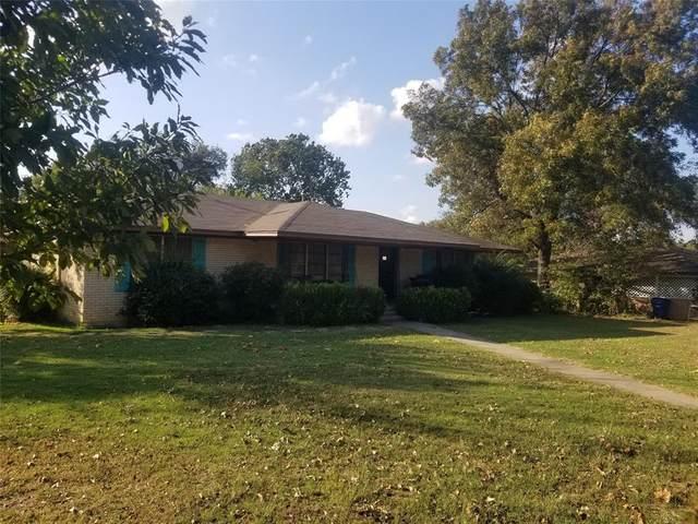 201 N Union Street, Whitesboro, TX 76273 (MLS #14457596) :: Real Estate By Design