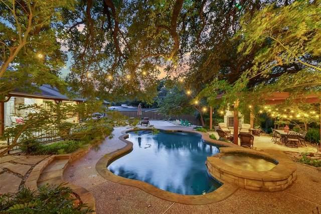 6929 Elmridge Drive, Dallas, TX 75240 (MLS #14457621) :: Hargrove Realty Group