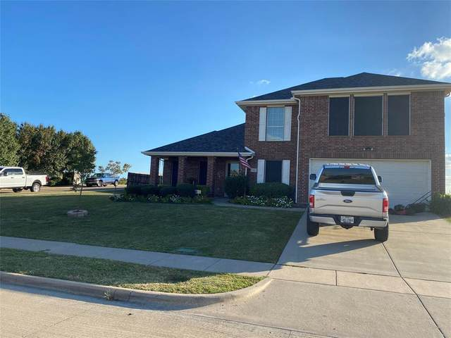 133 Angelina Drive, Crandall, TX 75114 (MLS #14457649) :: The Hornburg Real Estate Group