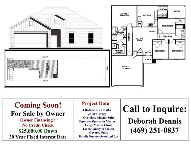 3341 Springview Avenue, Dallas, TX 75216 (MLS #14457677) :: The Mauelshagen Group