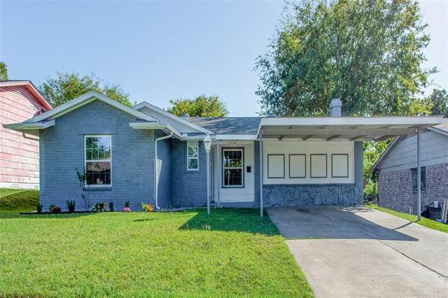 6124 Capestone Drive, Dallas, TX 75217 (MLS #14457686) :: The Mauelshagen Group