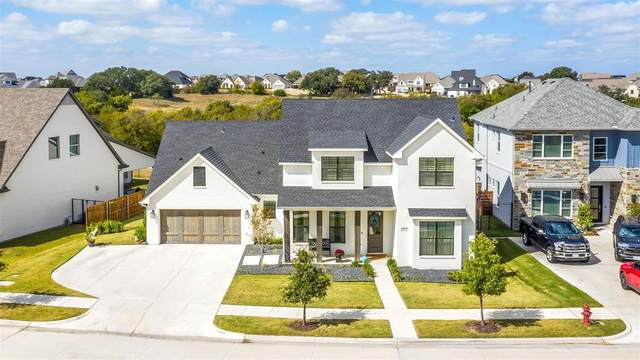 337 Creekview Terrace, Aledo, TX 76008 (MLS #14457698) :: Real Estate By Design