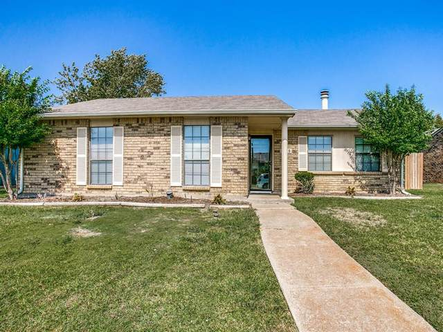 2119 Kings Road, Carrollton, TX 75007 (MLS #14457715) :: RE/MAX Pinnacle Group REALTORS