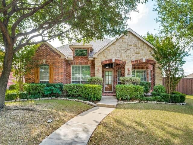 2139 Coldwater Lane, Frisco, TX 75033 (MLS #14457729) :: HergGroup Dallas-Fort Worth