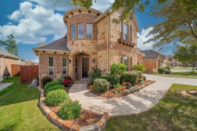 4109 Autumn Path Road, Denton, TX 76208 (MLS #14457744) :: Real Estate By Design