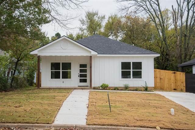 602 Baker Street, Denison, TX 75020 (MLS #14457761) :: The Kimberly Davis Group