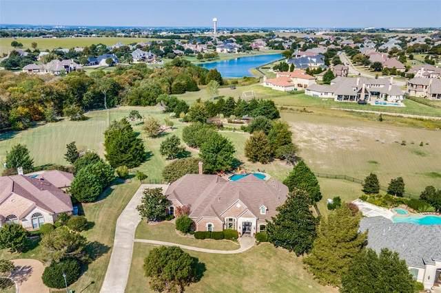286 Ridge Point Drive, Heath, TX 75126 (MLS #14457773) :: The Kimberly Davis Group