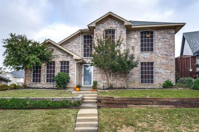 4607 Dusk Meadow Drive, Carrollton, TX 75010 (MLS #14457781) :: HergGroup Dallas-Fort Worth