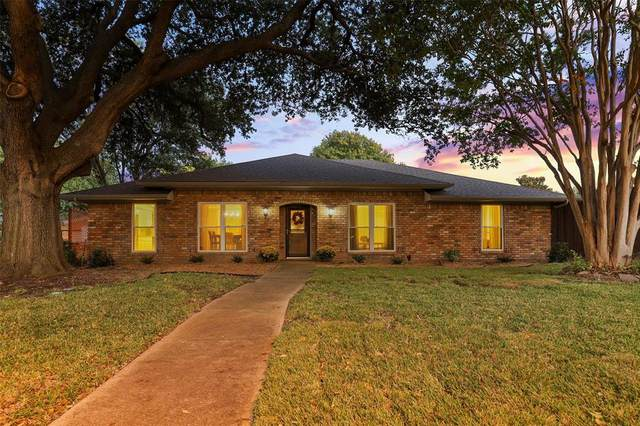 2300 La Vida Place, Plano, TX 75023 (MLS #14457786) :: Robbins Real Estate Group