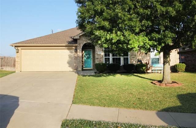 110 Pebble Creek Way, Alvarado, TX 76009 (MLS #14457792) :: The Kimberly Davis Group