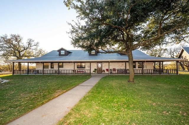 7048 County Road 1204, Cleburne, TX 76031 (MLS #14457803) :: Team Tiller