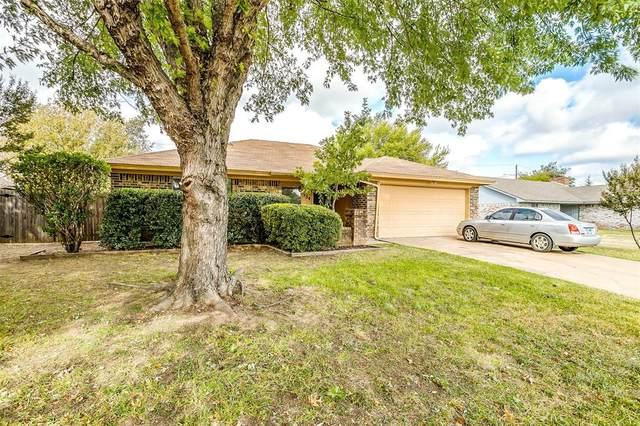 504 Porter Avenue, Crowley, TX 76036 (MLS #14457822) :: The Mauelshagen Group
