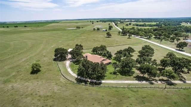 246 Hcr 1450 N, Itasca, TX 76336 (MLS #14457828) :: The Hornburg Real Estate Group