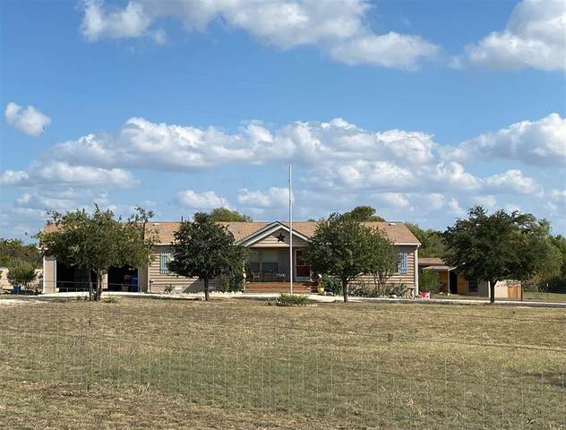 2753 County Road 184, Stephenville, TX 76401 (MLS #14457829) :: Real Estate By Design
