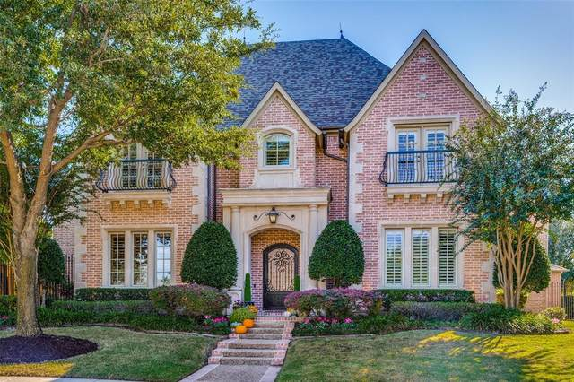 5803 Shady Oaks Drive, Frisco, TX 75034 (MLS #14457848) :: The Daniel Team