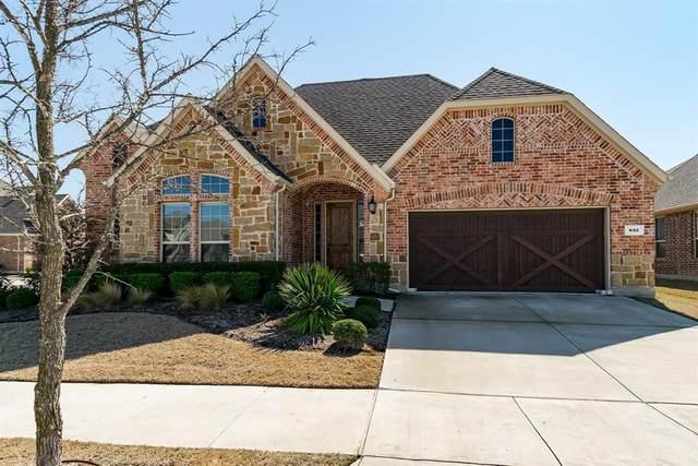 832 Patio Street, Little Elm, TX 76227 (MLS #14457862) :: The Mauelshagen Group