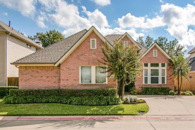 202 Arbor Creek Drive, Euless, TX 76039 (MLS #14457866) :: The Hornburg Real Estate Group