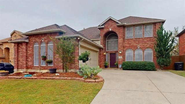 4612 Hearthstone Lane, Fort Worth, TX 76135 (MLS #14457881) :: All Cities USA Realty