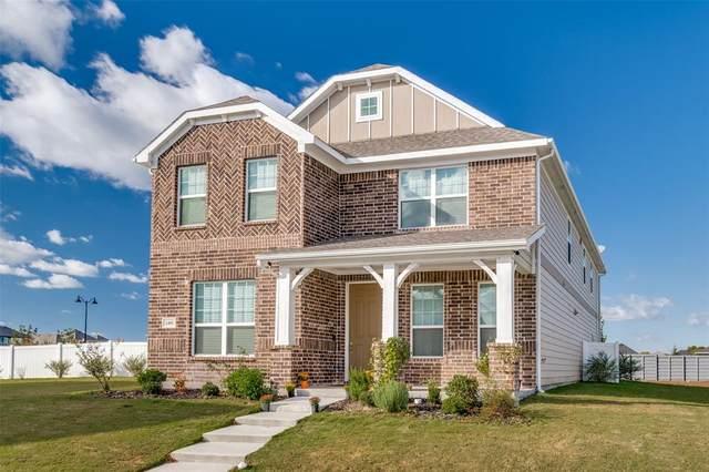 1401 Ellis Lane, Aubrey, TX 76227 (MLS #14457882) :: The Tierny Jordan Network