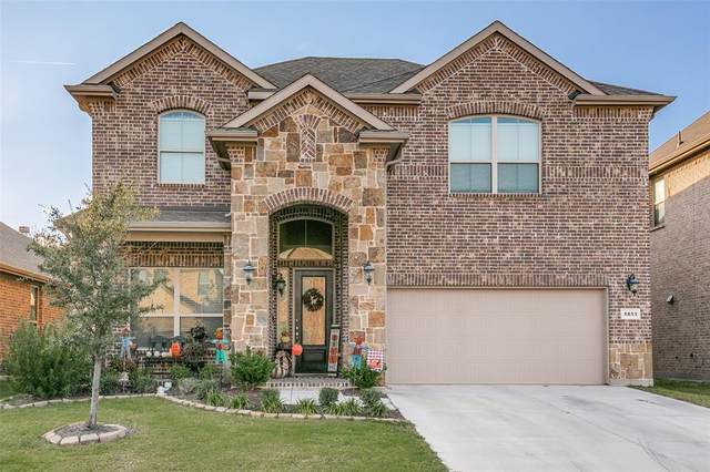 5853 Canyon Oaks Lane, Fort Worth, TX 76137 (MLS #14457896) :: Potts Realty Group