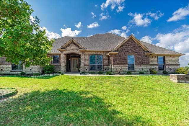 150 Ellis Spring Drive, Weatherford, TX 76085 (MLS #14457905) :: Maegan Brest   Keller Williams Realty