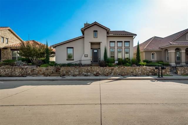 5105 Fort Buckner Drive, Mckinney, TX 75070 (MLS #14457911) :: The Hornburg Real Estate Group