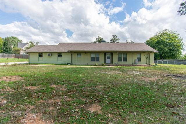 11209 County Road 1139, Tyler, TX 75709 (MLS #14457917) :: The Hornburg Real Estate Group