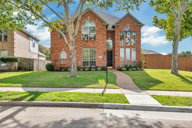 3424 Sedona Lane, Plano, TX 75025 (MLS #14457921) :: The Mauelshagen Group