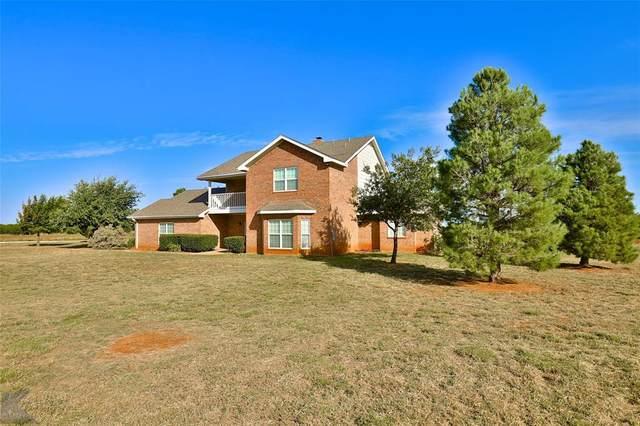 582 Clark Road, Abilene, TX 79602 (MLS #14457922) :: Maegan Brest   Keller Williams Realty