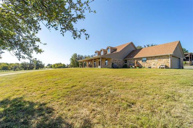 2715 County Road 299, Dublin, TX 76446 (MLS #14457939) :: All Cities USA Realty