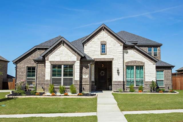 146 Fairweather Drive, Burleson, TX 76028 (MLS #14457973) :: The Hornburg Real Estate Group