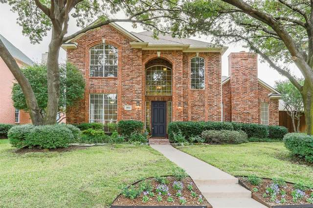 2804 Harkness Drive, Plano, TX 75093 (MLS #14457984) :: The Daniel Team