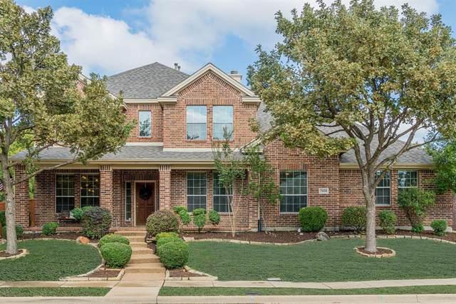 7808 Chapel View Drive, Mckinney, TX 75072 (MLS #14457986) :: The Daniel Team