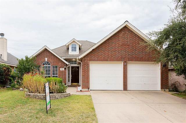 5316 Stillwater Drive, Fort Worth, TX 76137 (MLS #14457998) :: The Mauelshagen Group