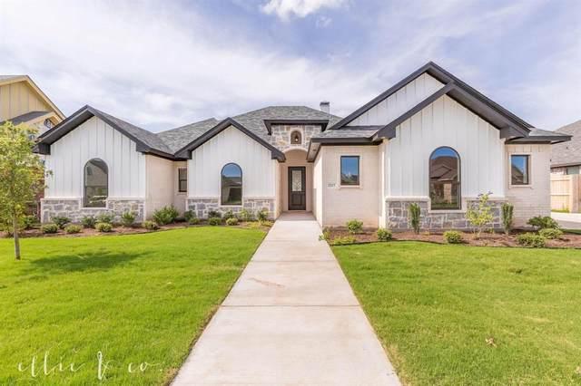 3317 Double Eagle Lane, Abilene, TX 79606 (MLS #14458006) :: Maegan Brest | Keller Williams Realty