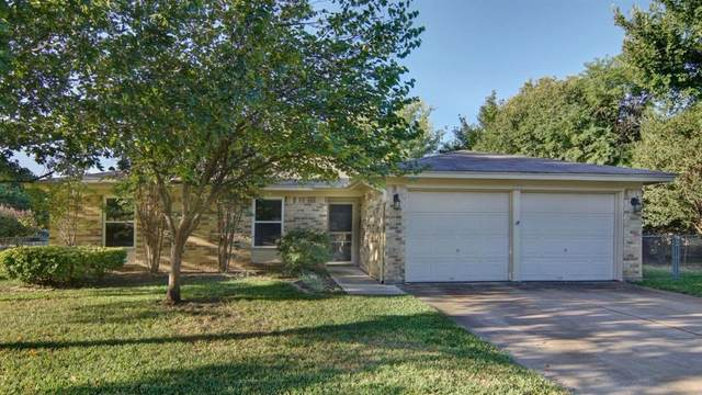 420 Owens Drive, Crowley, TX 76036 (MLS #14458050) :: The Rhodes Team